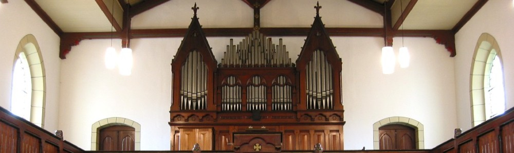 Brotterode-Kirche-Orgel