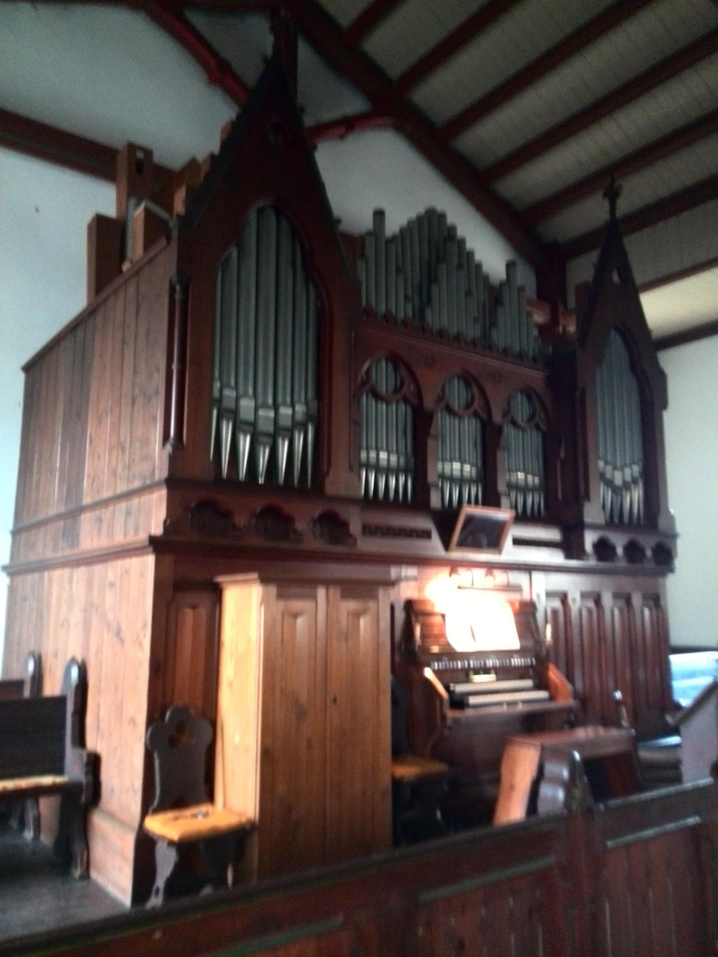 Infos zur Patenschaft für eine Orgelpfeife